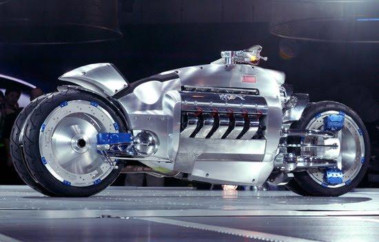 World S Most Expensive Heavy Bike Dodge Tomahawk World Amazing