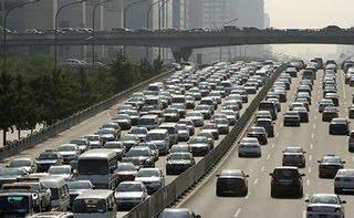 World Longest Traffic Jam photo, Massive Traffic Jam in World, world's worst traffic jam picture, china Traffic Jam video, world's largest traffic jam, heavy traffic jams in china