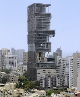 Worldu0027s Most Expensive House Photo, Antilla House Picture, Antilla Home  Image, Mukesh Ambani