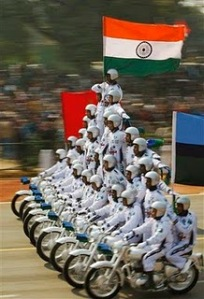 Indian Army Bike Stunt video, Indian Army motorcycle Stunt 2011, Indian Army Bike Stunt Limca Book of World Records 2011, Indian Army Bike Stunt on Republic Day parade, Indian Army Bike Stunt world record