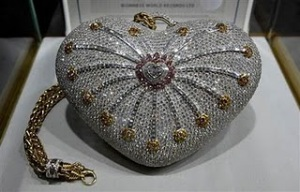 World's Most Expensive Purse 2011, World's Most Expensive Purse photo, World's Most Expensive Purse picture, World's Most Expensive Diamond Purse Purse, Diamond Purse Mouawad Diamond Purse, most valuable handbag in the world, Most Expensive Purse Guinness World Record, World's Most Expensive Purse price