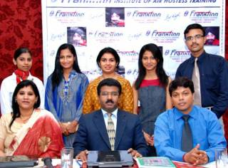 Frankfinn Limca Book of World Records, Largest number of airhostesses placements,air hostesses placements in Frankfinn